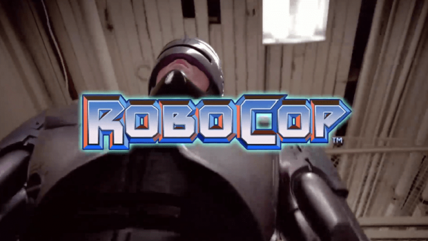 Playtech launches the new RoboCop slot machine