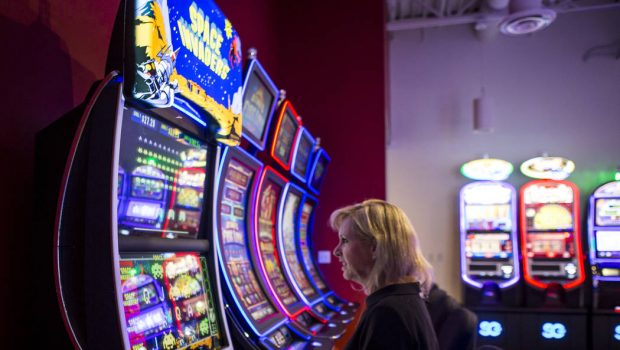 Skill-based slot games