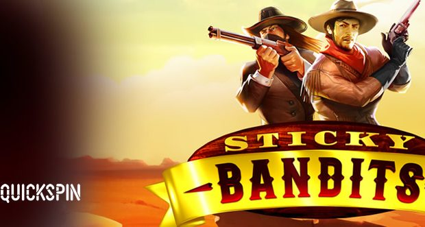 Slot Machine Sticky Bandits Announced as Game of the Week at Wild Sultan Casino