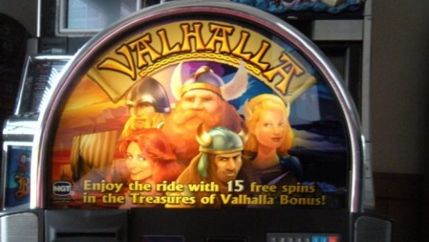 New Valhalla Slot Machine