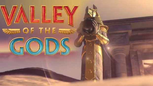 Get ready for ancestral winnings in the new Yggdrasil Gaming slot: Valley of the Gods