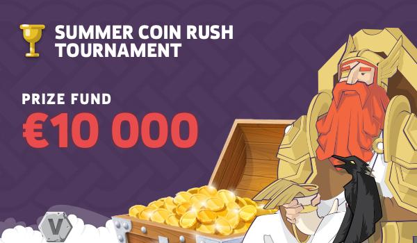 Vikingheim casino Tournament