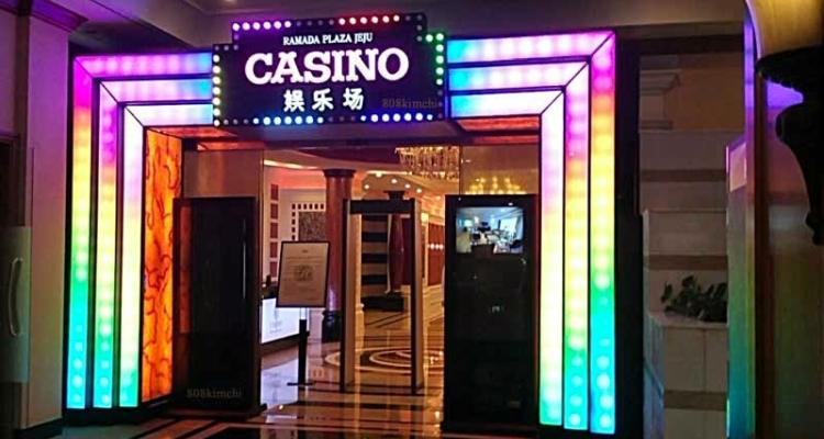 online casino in korea