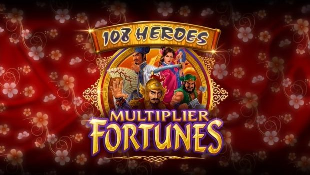 The New Slot Machine 108 Heroes Multiply Fortune Arrives in Microgaming Casinos