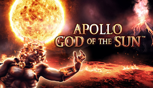 The Apollo God of the Sun slot machine was launched