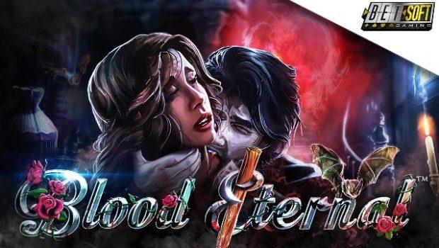 Blood Eternal, the future Betsoft slot machine on vampires