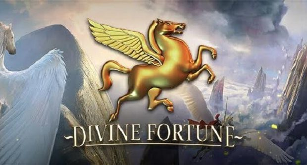 An unexpected jackpot of €457,000 on the Divine Fortune slot machine