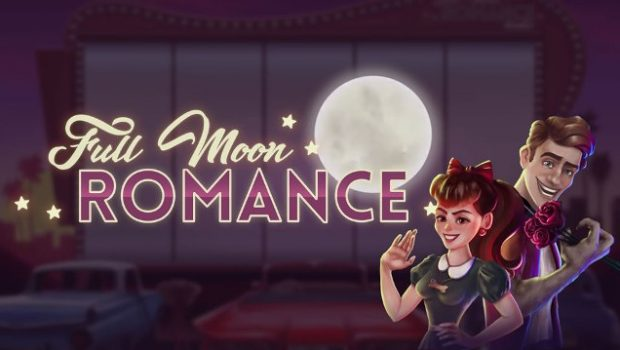 Full Moon Romance available soon on Thunderkick online casinos