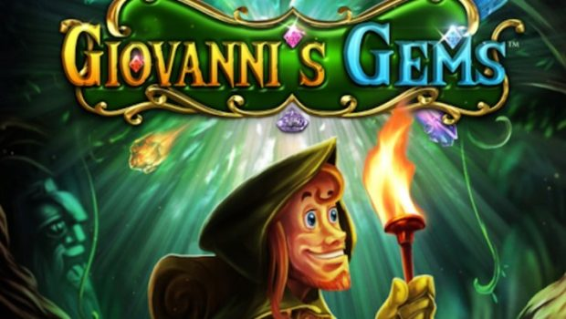 Try the new Giovanni's Gems Slot Machine in all Betsoft Casinos