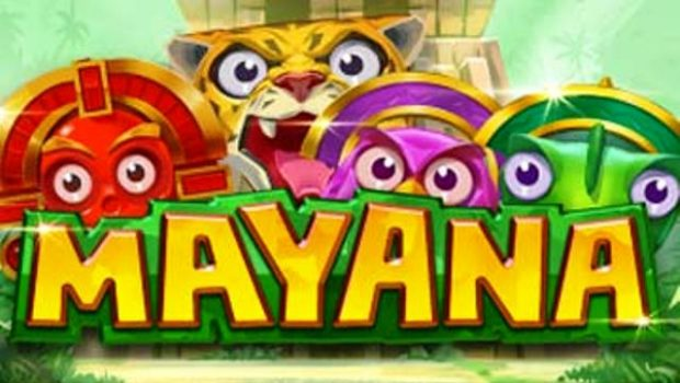 Quickspin's new Mayana online game will be launched soon