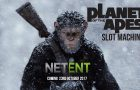 First information about NetEnt's Planet of the Apes slot machine