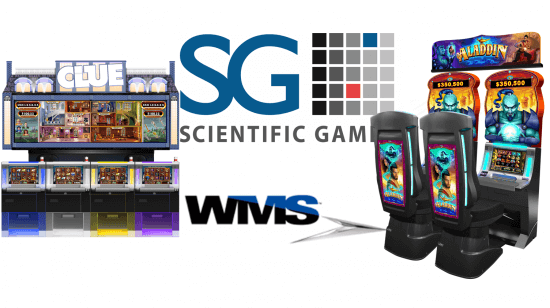 Scientific Games buys Nyx Gaming for $632 million`