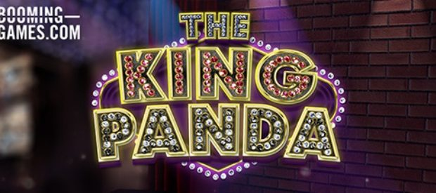 Booming Games Releases New Slot Machine – The King Panda