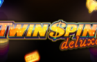 The release of the Twin Spin Deluxe slot is coming soon
