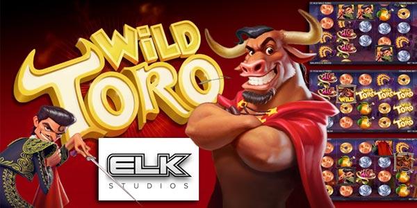 ELK Studios Wild Toro Slot Machine