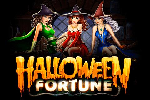 Halloween online slot microgaming