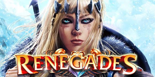 Renegades: the next NextGen slot machine on five exceptional warriors