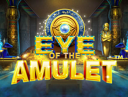 Eye of the Amulet, the new slot machine adventure presented by iSoftBet