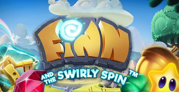 Finn and the Swirly Spin: NetEnt's new nugget slot