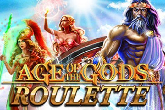 Progressive Jackpot won on Age of the Gods Live Roulette for £599,380.45