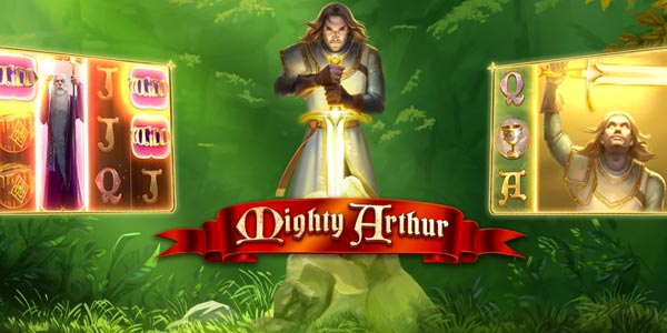 Mighty Arthur, the Quickspin Slot Machine on the Breton Hero