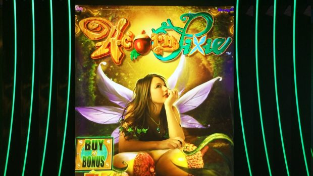 Play Acorn Pixie slot