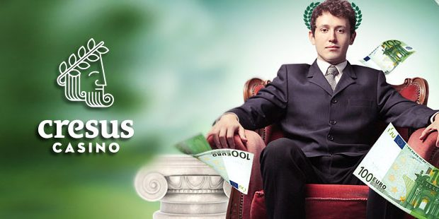 Cresus Casino renovated, discover the new version and taste the welcome pack!