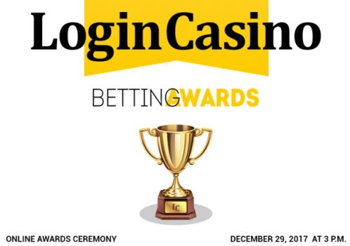 Login Casino Betting Awards will honor the best players of the betting industry in the Russian Federation