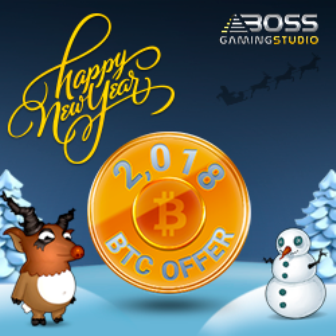 2,018 BTC opportunity from Boss Gaming Studio