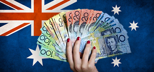 New study showing Australian spending on gambling