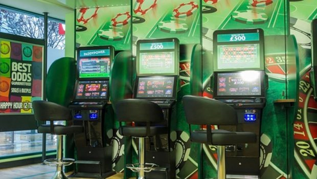 British FOBTs' maximum bets could go from £100 to £2
