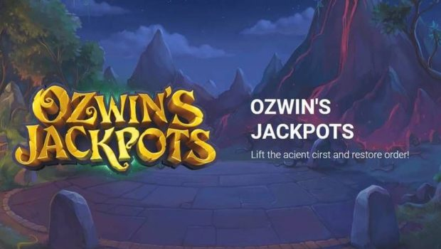 Play Ozwin's Jackpots slot now