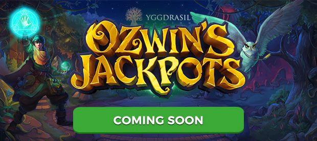 Discover the excellent Ozwin's Jackpots Slot Machine with developer Yggdrasil Gaming