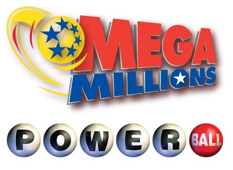 The two largest US lotteries fall in two days for more than $1 billion