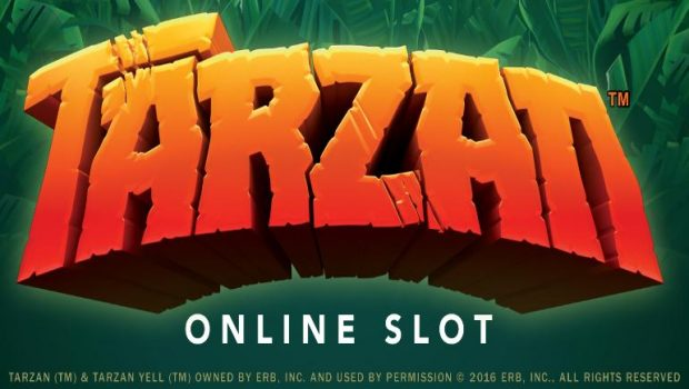 Play Tarzan slot now