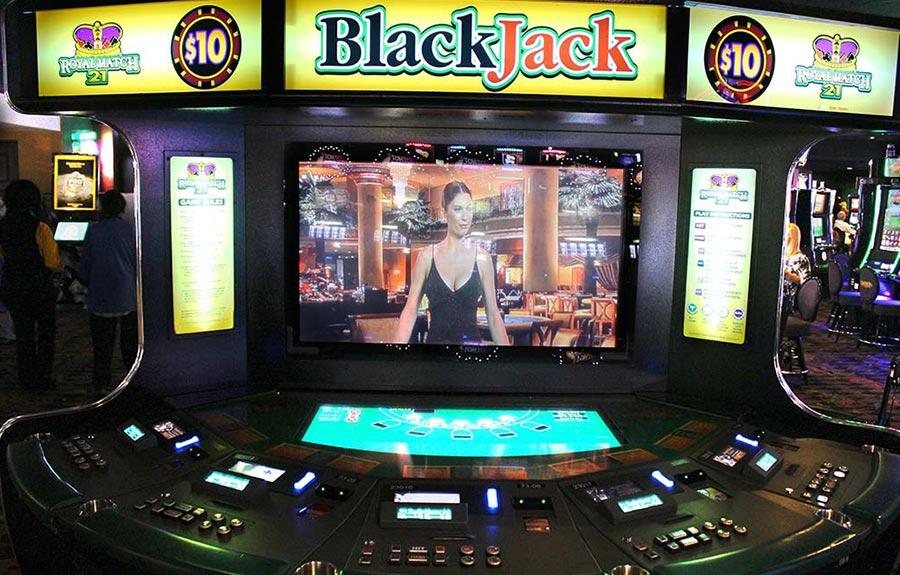 Virtual Online Casino Games
