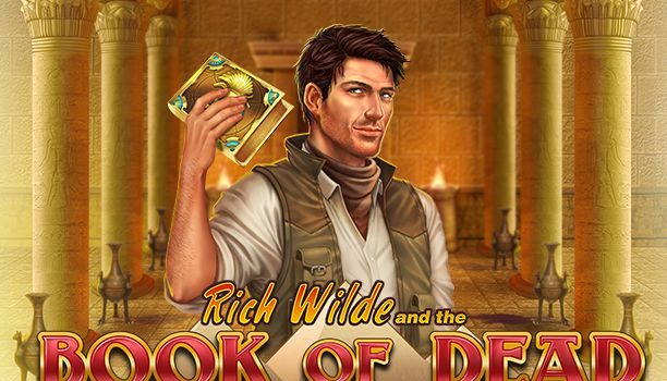 Play Book of Dead slot machine now