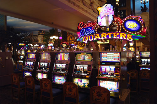 Casino Slot Machine Tips