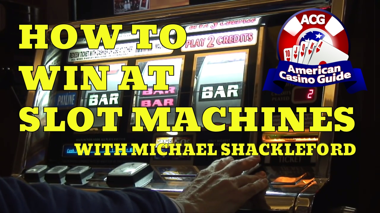 Casino Slots How To Win