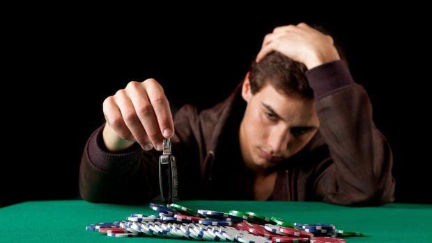 Gambling Addiction Problem