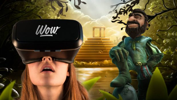 Netent impresses at ICE 2018, Gonzo's Quest VR ready for this summer!