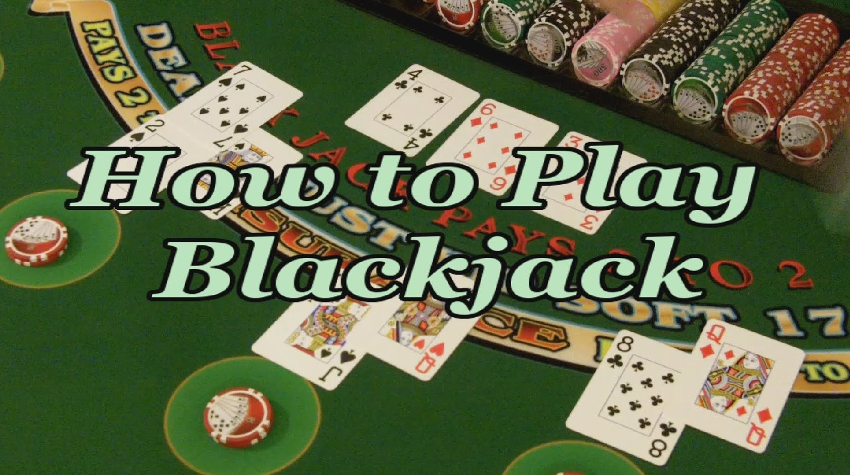 how to play blackjack online casino