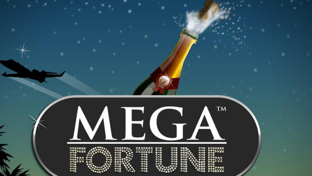 Interview of the winner at £2.2 million Mega Fortune