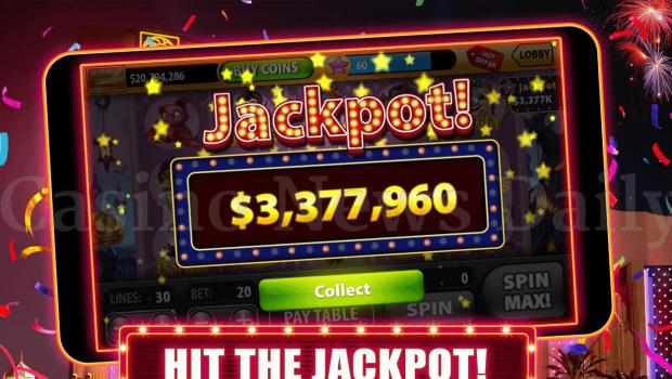 Non-Online Slots Jackpots