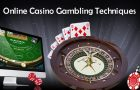 Online Casino Winning Technique
