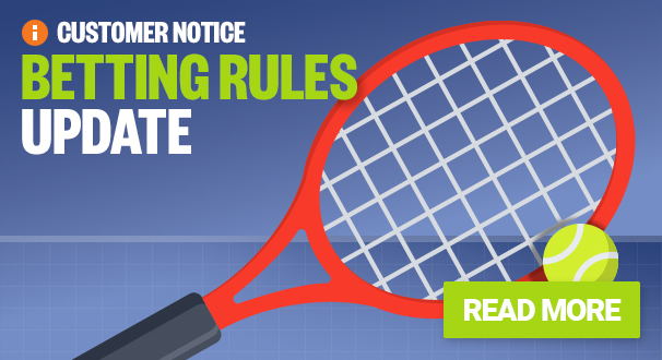 Tennis Betting Rule