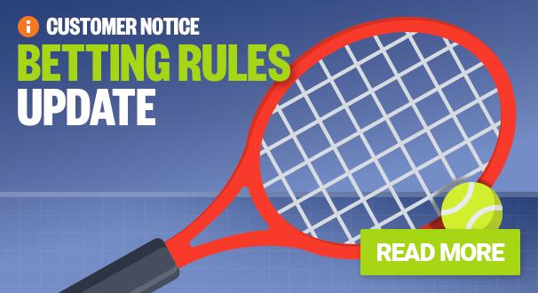 Tennis Betting Rule - Bet Online | Online Betting | Online