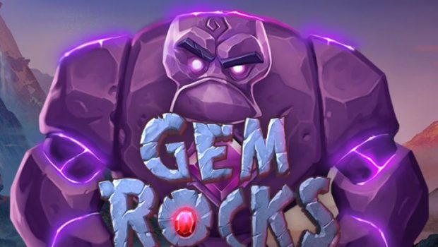 Gem Rocks, the new Yggdrasil Gaming slot featuring stone monsters