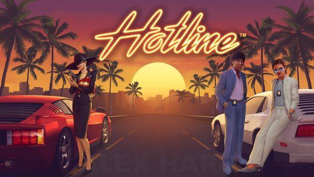 Play Hotline slot now