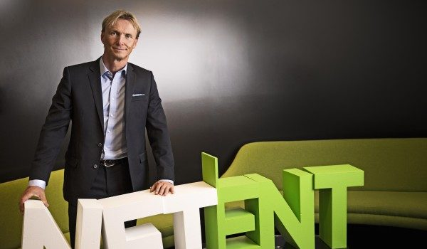CEO of Netent thanked without notice despite multi-year growth